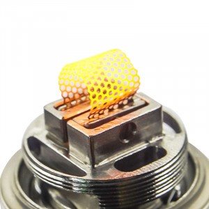 10PCS/pack 0.18ohm triple density grid mesh A1 Mesh Pre Built RDA Coil for Wotofo Profile RDA & Profile Unity RTA