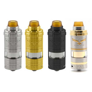 Momovaping Vapor Giant v6S V6 s 23mm RTA 6ML Capacity 316ss adjustable bottom airflow Single coil Atomizer