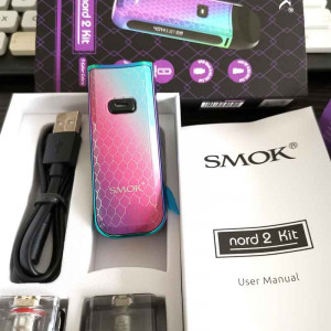 (Video Sample) Smok Nord 2 Pod Kit