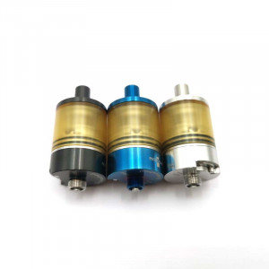 Patibulum unleashed Style rta MTL single coil Atomizer 22mm 316ss atomizer rta