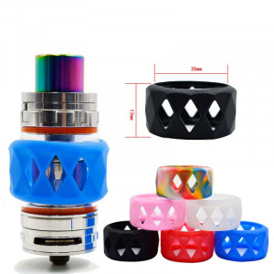 2PCS Protective Case Vape Band Ring For Fat Tube 25mm ~ 28mm Outer diameter RTA