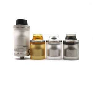 Replacement Top Cap Tank Tube Nano Kit for Taifun TF GT4 S GT 4 S IV S Style DL RTA