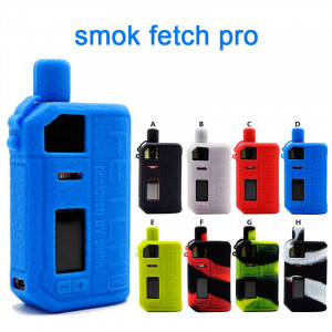 protective Silicone case for smok fetch pro pod kit skin case cover