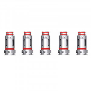 5 PCS/Pack Authentic SMOKTech SMOK RGC Cartridge / RPM80 Pod Vape Kit Replacement Conical Mesh Coil Head 0.17ohm (40~80W)