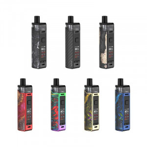 Authentic SMOKTech SMOK RPM80 RPM 80 80W 3000mAh VW Mod Pod System Vape Starter Kit w/ IQ-80 Chip
