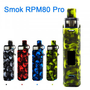 Protective Skull Head Silicone case for Rpm80 Pro pod Kit