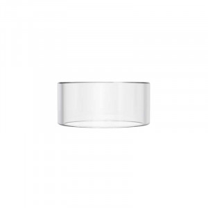 5PSC Replacement Straight Glass Tube For Vandyvape BSKR V2 MTL 24mm RTA