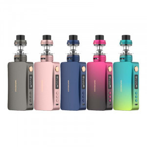 Authentic Vaporesso Gen S 220W 2 x 18650 TC VW Box Mod Vape Starter Kit
