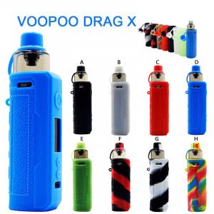 Protective Silicone case Skin for Voopoo Drag X Pod kit