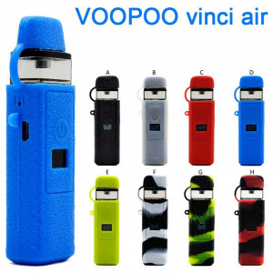 Protective Skull Head Silicone case for VOOPOO vinci air Vape pod Kit