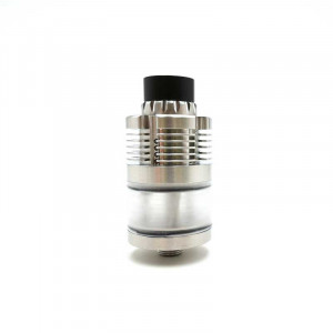 YFTK In'Ax V5 Style DL RTA Rebuildable Tank Vape Atomizer 316 Stainless Steel 3ml 22mm Diameter